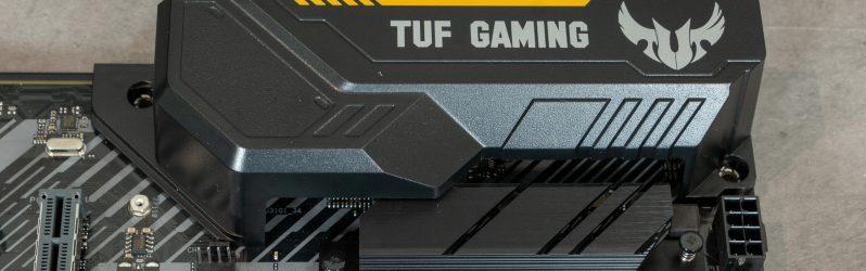 Review: Asus TUF B450-Plus Gaming