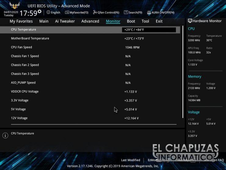 Asus TUF B450-Plus Gaming - BIOS 7