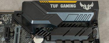 Review: Asus TUF B450M-Plus Gaming