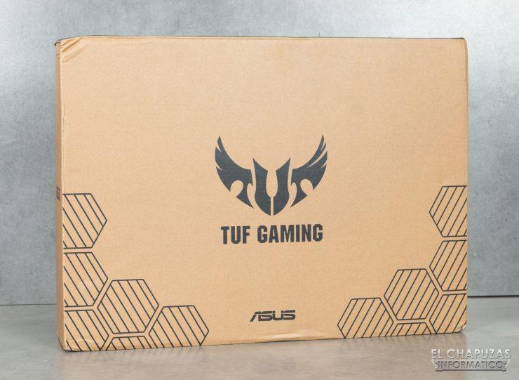 Asus TUF Gaming A15 - Embalaje 1