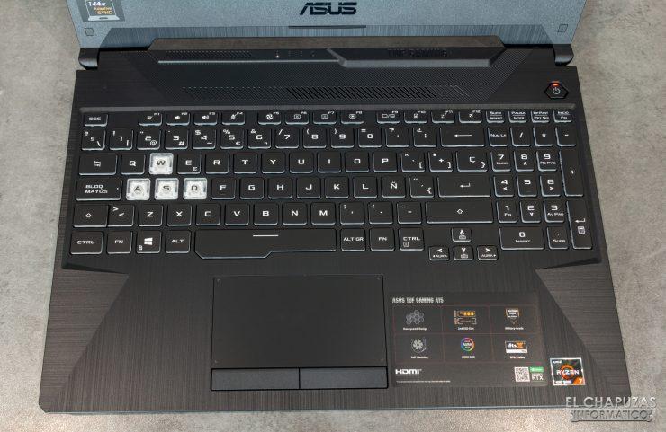 Asus TUF Gaming A15 8