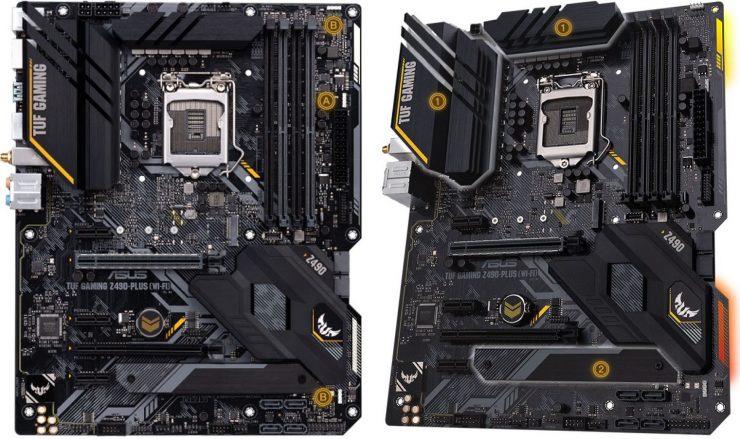 Review: Asus TUF Gaming Z490-Plus (Wi-Fi)