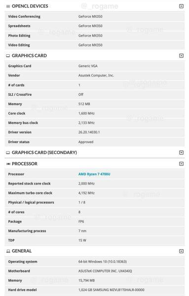 Asus ZenBook 14 UX434IQ 383x600 0