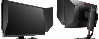 BenQ Zowie XL2546S: 24.5″ TN Full HD @ 240 Hz con AMD FreeSync