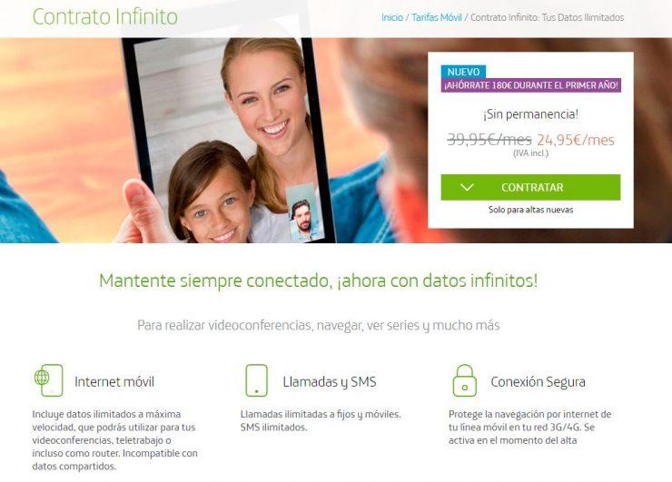 Contrato Infinito Movistar 740x531 0
