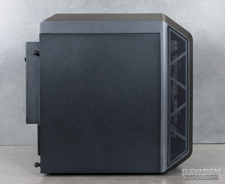 CoolPC Battle Royal - Vista lateral principal