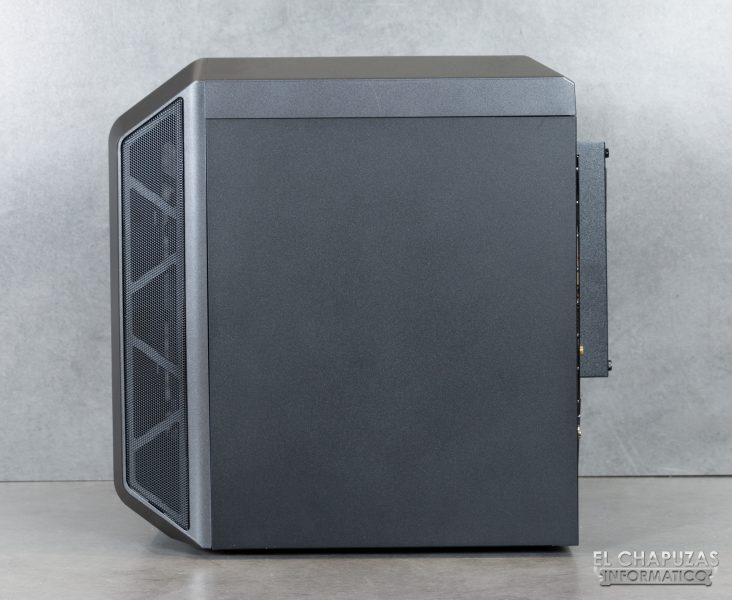 CoolPC Battle Royal - Vista lateral secundario