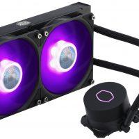Cooler Master MasterLiquid ML120L/ML240L RGB v2: Líquidas de 120/240 mm de bajo coste