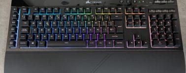 Review: Corsair K57 RGB Wireless