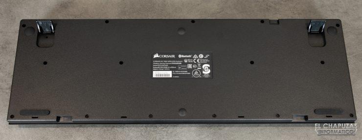 Corsair K57 RGB Wireless - Base