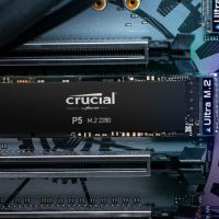 Crucial P5: SSD PCI-Express 3.0 de alto rendimiento con hasta 2TB de capacidad