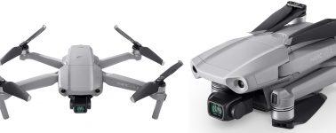 DJI Mavic Air 2 filtrado: 34 minutos de vuelo y cámara de 48 megapíxeles