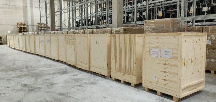Donacion mascarillas Xioami a España 2 740x349 1
