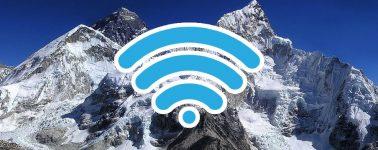 El campamento base del Monte Everest ya tiene cobertura 5G gracias a China Mobile