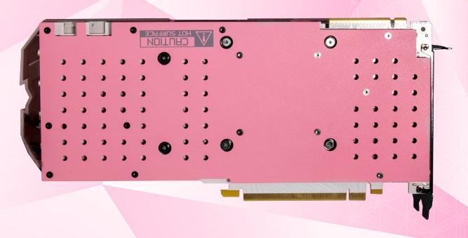 GALAX GeForce RTX 2080 SUPER EX Pink Edition