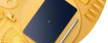 Huawei MatePad: 10.4″ con SoC Kirin 810, 7250 mAh y soporte M-Pencil