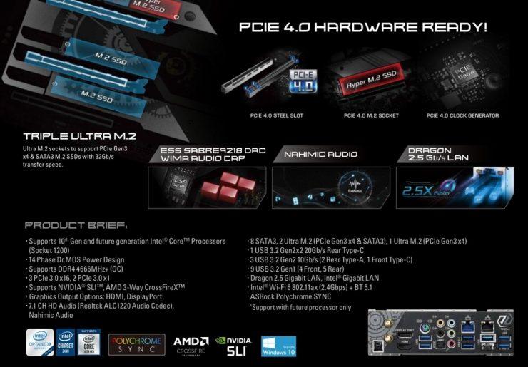 INTEL Z490 PCIE4 2 740x515 0
