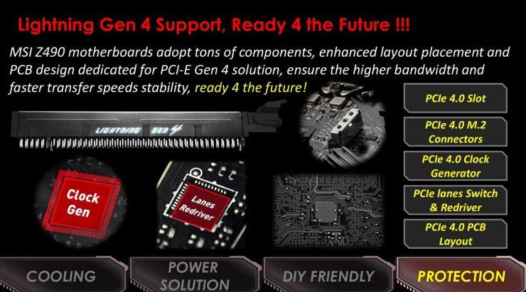 INTEL Z490 PCIE4 3 740x412 1