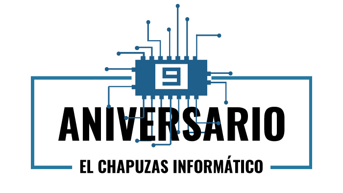 Logo chapuzas 9aniversario hd 1