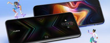 Nubia Play 5G: Smartphone gaming de bajo coste con panel AMOLED @ 144 Hz