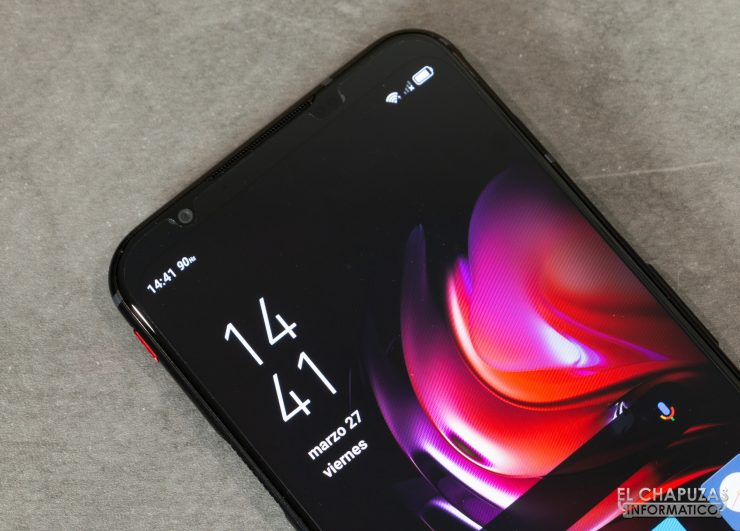Nubia Red Magic 5G - Cámara Frontal