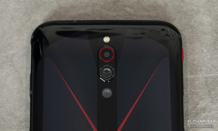 Nubia Red Magic 5G - Cámara trasera