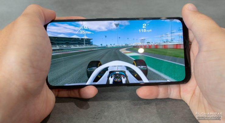 Nubia Red Magic 5G - Real Racing 3