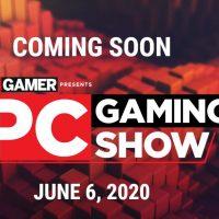 El PC Gaming Show se celebrará este año, tendrá lugar el 6 de Junio