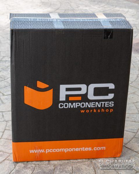 PcCom Silver - Embalaje 1