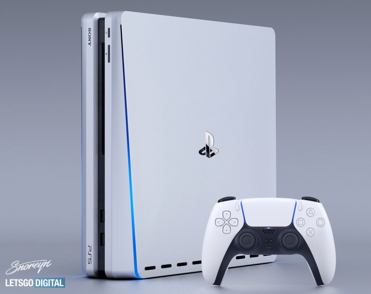 PlayStation 5 concepto diseño definitivo 740x586 0