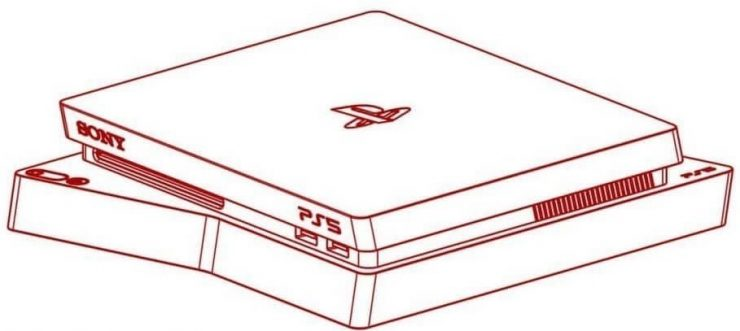 PlayStation 5 posible diseño final 740x331 1