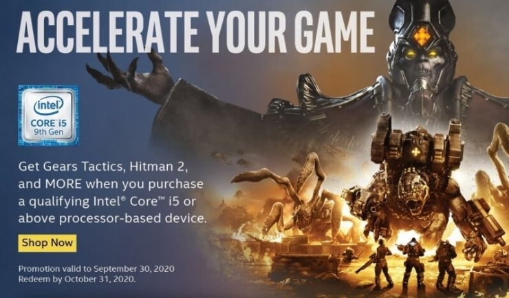 Promo Intel Accelerate Your Game 740x433 0