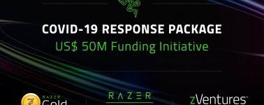 Razer lanza un fondo de 50 millones de dólares para apoyar a sus socios comerciales durante la pandemia