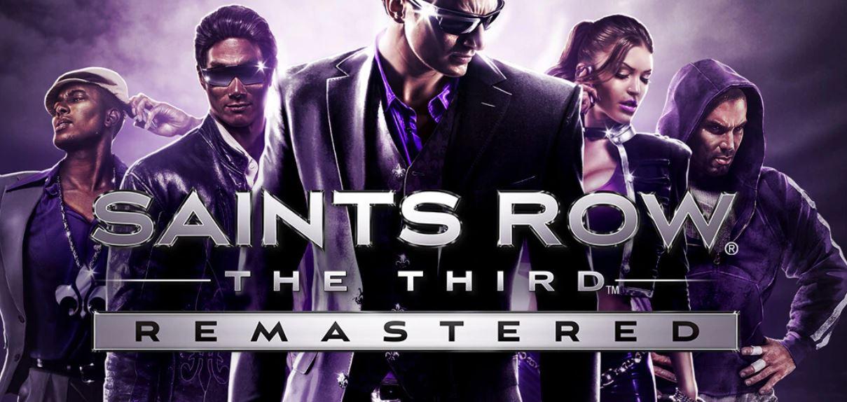 Saints Row: The Third Remastered anunciado, llegará el 22 de Mayo