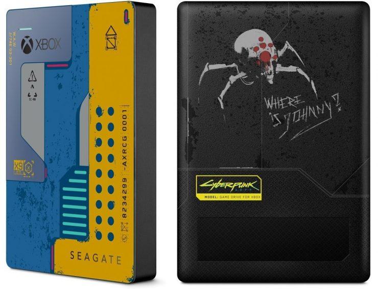 Seagate CyberPunk 2077 Special Edition