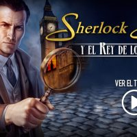 FX Interactive ofrece gratis su aventura gráfica Sherlock Holmes y el Rey de los Ladrones