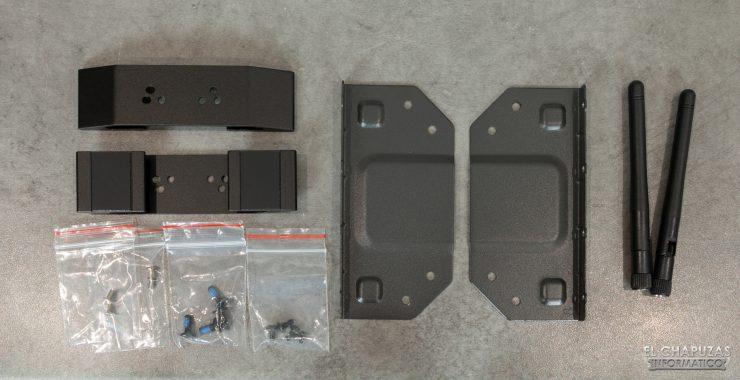 Shuttle XPC slim DS10U3 - Accesorios 3