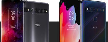TCL 10 Pro/5G/10L: Un mismo Smartphone adaptado para varios tipos de usuario