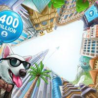 Telegram anuncia que ha conseguido alcanzar los 400 millones de usuarios