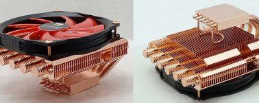 Thermalright AXP-100 C65: Disipador CPU con radiador de cobre y 6x heatpipes de 6mm
