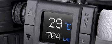 Thermaltake Pacific TF2: Un caudalímetro y termómetro para tu sistema de refrigeración por agua