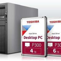 Toshiba también engañó a los usuarios con sus discos duros Toshiba P300