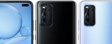 Vivo V19: 6.44″ Super AMOLED, Snapdragon 712, 6x cámaras y batería de 4500 mAh
