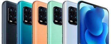 Xiaomi Mi 10 Youth: 6.57″ AMOLED, Snapdragon 765G y cuádruple cámara trasera