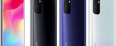 Xiaomi Mi Note 10 Lite: Especificaciones y precio filtrado