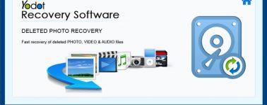 Review: Yodot Hard Drive Recovery (recuperación de datos)