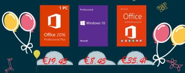 Llévate tu licencia de Windows 10 Home desde 8 euros y Antivirus desde 5 euros