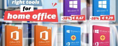 Aprovecha y llévate tu licencia de Windows 10 Pro desde 7 euros