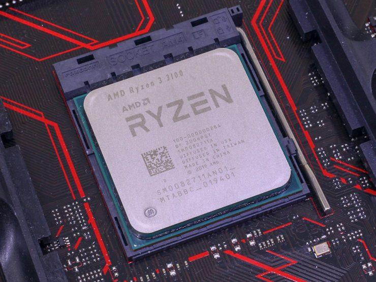 AMD Ryzen 3 3100 740x555 0