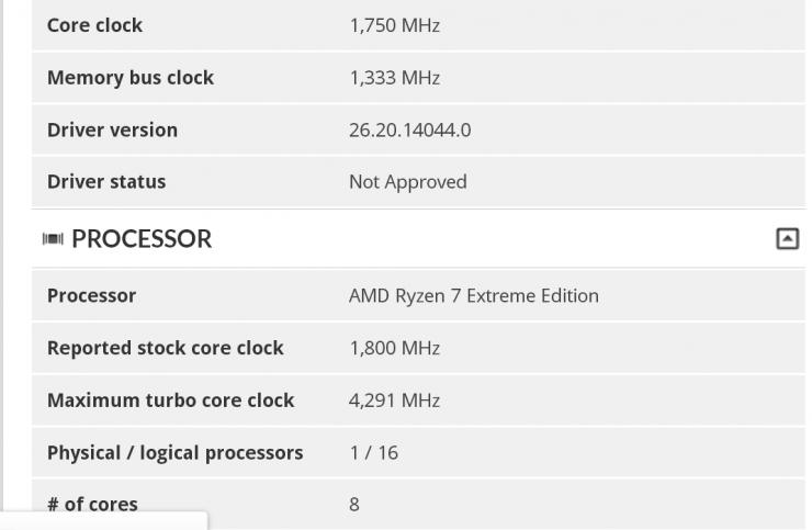 AMD Ryzen 7 Extreme Edition 3DMark 740x483 1